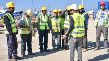 construction manpower in israel