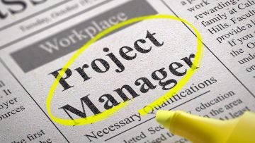 Dedicated local project manager