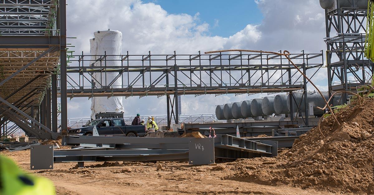 Ashelim Power Plants Project